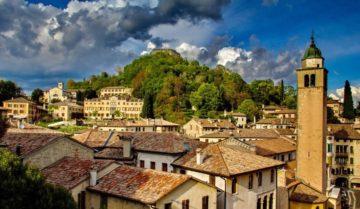 """Asolo, il borgo definito da Carducci """"la città dei cento orizzonti"""""""
