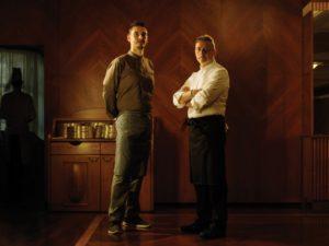 Lo chef Devis Cameli e lo chef stellato Walter Mioni collaborano insieme al Grand Hotel Imperial di Levico Terme