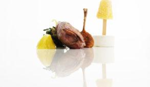 Shakespeare e la cucina: cultura e business. Il piccione era un protagonista della tavola. Ecco la proposta del giovane chef calabrese Antonio Biafora
