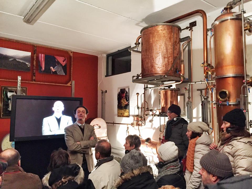 Il racconto delle storie delle 5 famiglie di distillatori di Santa Massenza