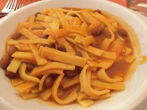 Sant'Agata de' Goti: la cucina sannita