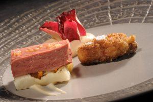 Cuore e ragione, l'ultima provocazione dello chef Marco sacco, patron del Ristorante Piccolo Lago