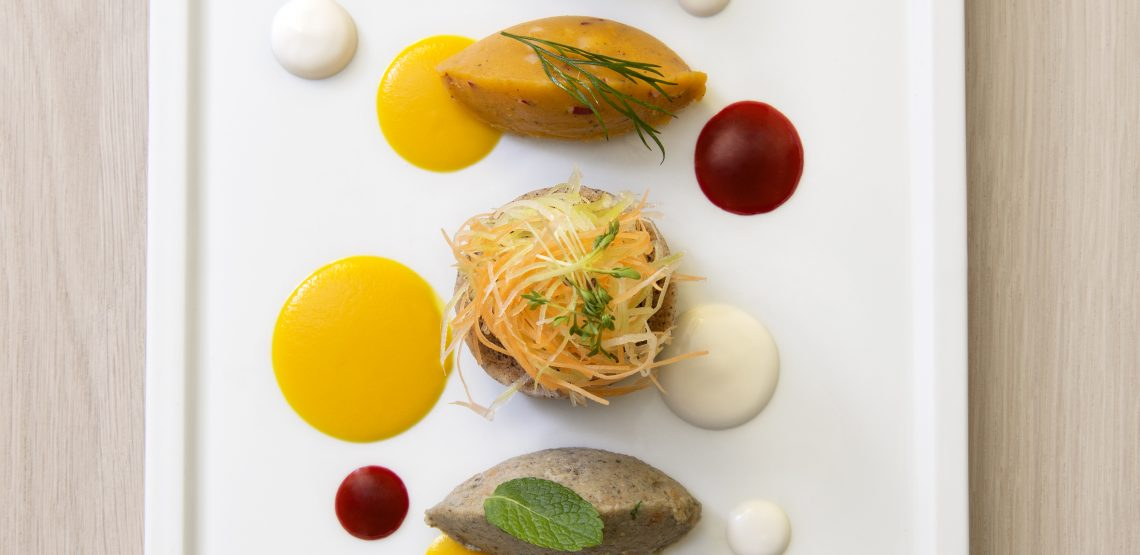 Ricetta vegetariana: Pietro Lemann. Bee or not to bee