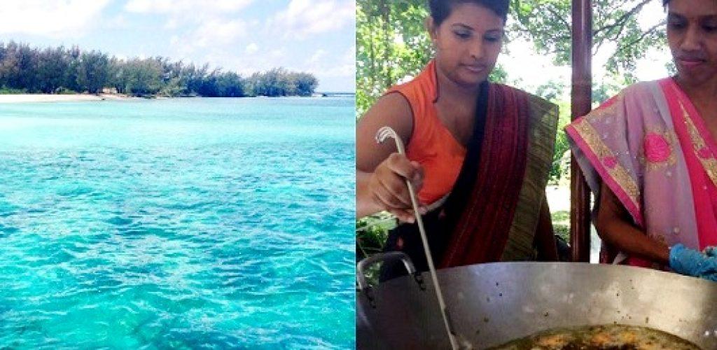 Cucina e mari di Mauritius: contaminazioni cucina francese, indiana, creola e cinese