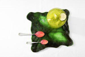 """""""Amore""""è l'opera di Nicola de Maria che ispira il cocktail """"Il Verde e il Rosso"""