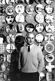 Piero Fornasetti: pittore, scultore, decoratore d'interni, stampatore di libri d'arte, designer, scenografo, costumista, organizzatore d'esposizioni e tante altre cose ancora