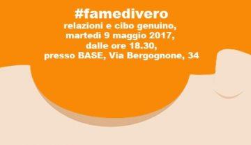 """#famedivero, relazioni e cibi genuini alla """"Milano Food City"""""""