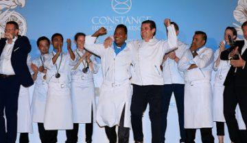 William Ledeuil vince il Festival Culinaire Bernard Loiseau