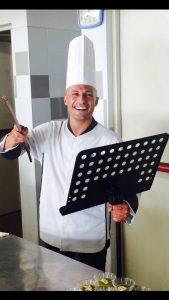 Luigi Sorrentino chef al PetrioloSpa Resort
