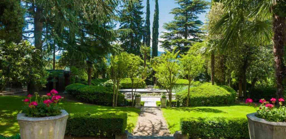A Merano a Villa Eden