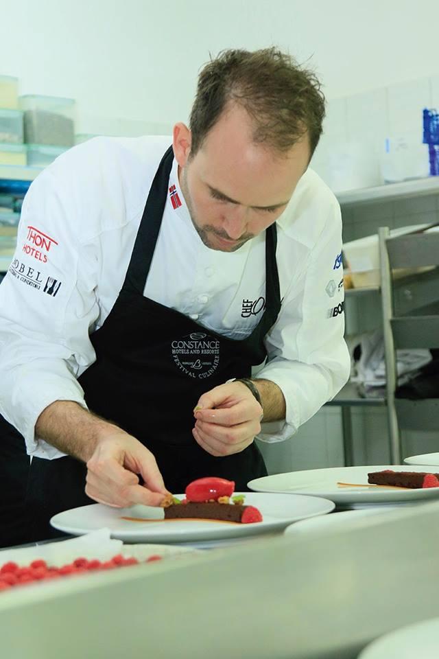 Un momento gastronomico durante il Festival Culinario Bernard Loiseau