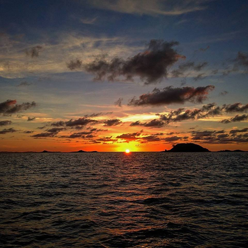 Mauritius arcipelago nell'Oceano Indiano