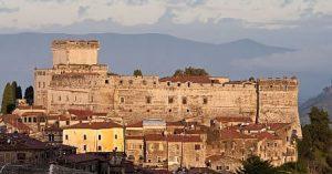 Sermoneta: uno dei tanti borghi italiani. Nel Lazio