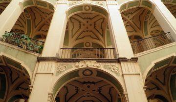 Palazzi di Napoli: Palazzo dello Spagnuolo