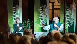 Oscar Farinetti presenta il libro Ricordiamoci il futuro