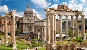 Tre poesie su Roma, la città eterna descritta in versi