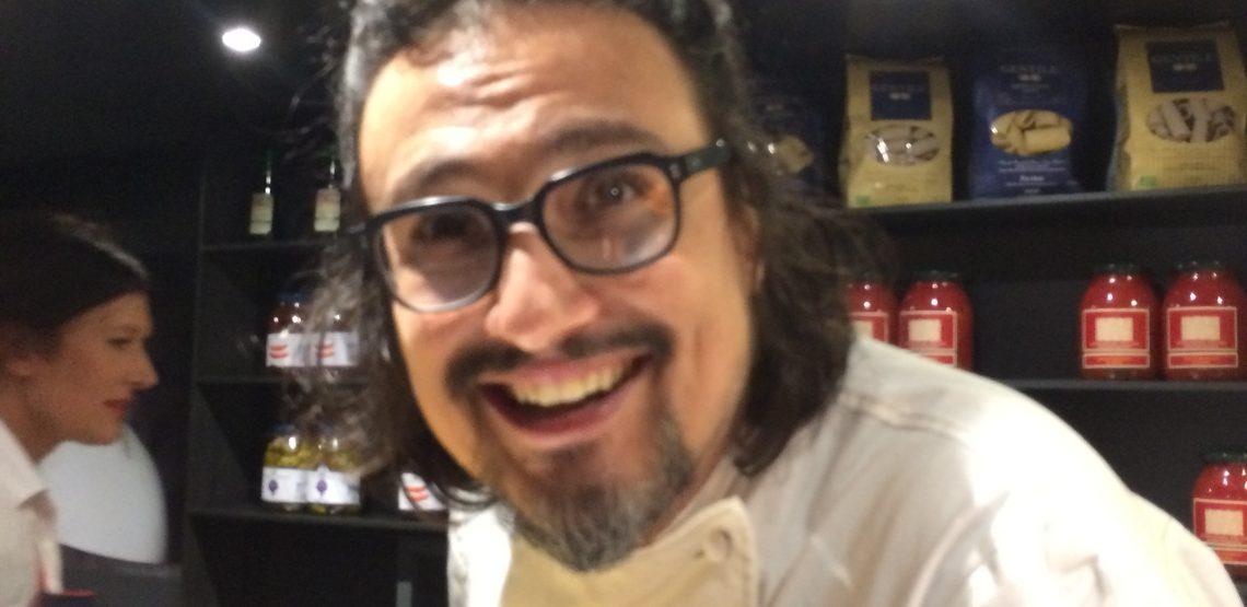 Alessandro borghese il nuovo ristorante a milano e l for Alessandro borghese milano