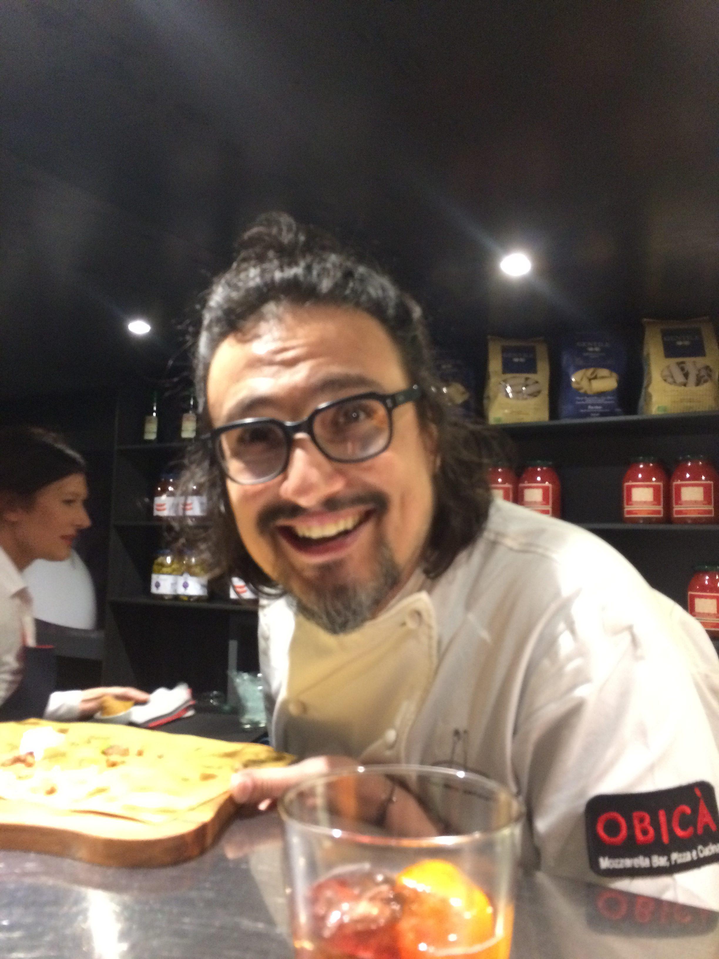 Alessandro borghese il nuovo ristorante a milano e l for Borghese ristorante milano
