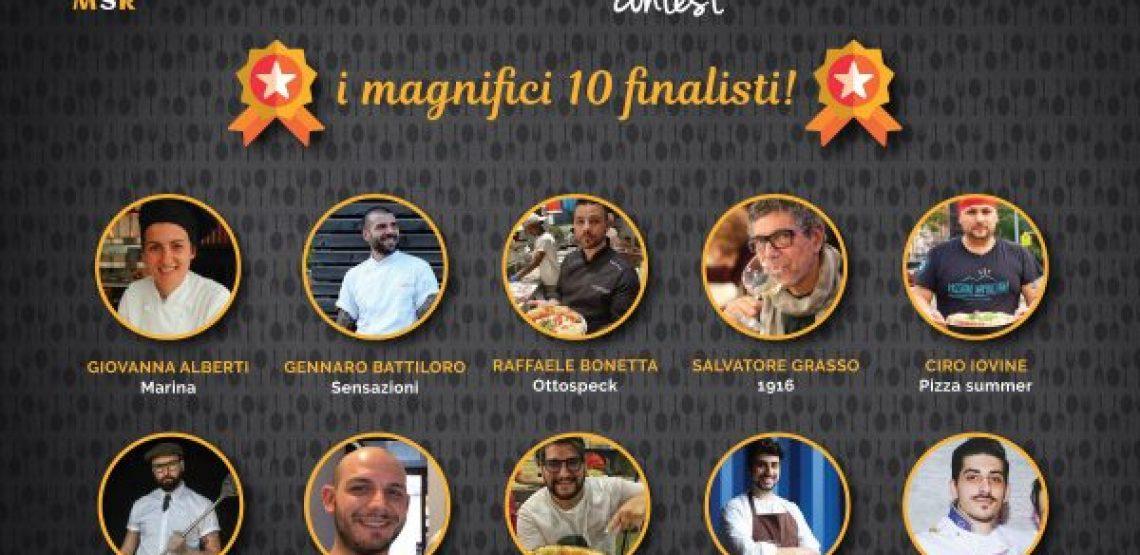 #pizzaUnesco: 10 finalisti