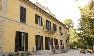 ville di delizia in Brianza. villa Mapelli Mozzi