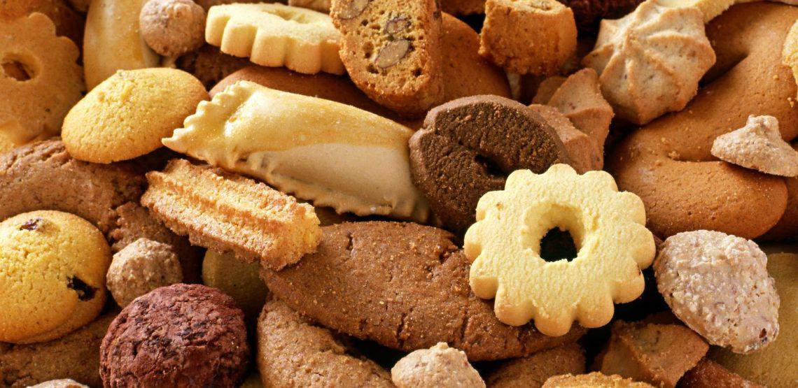 ricette autunnali: biscotti da té