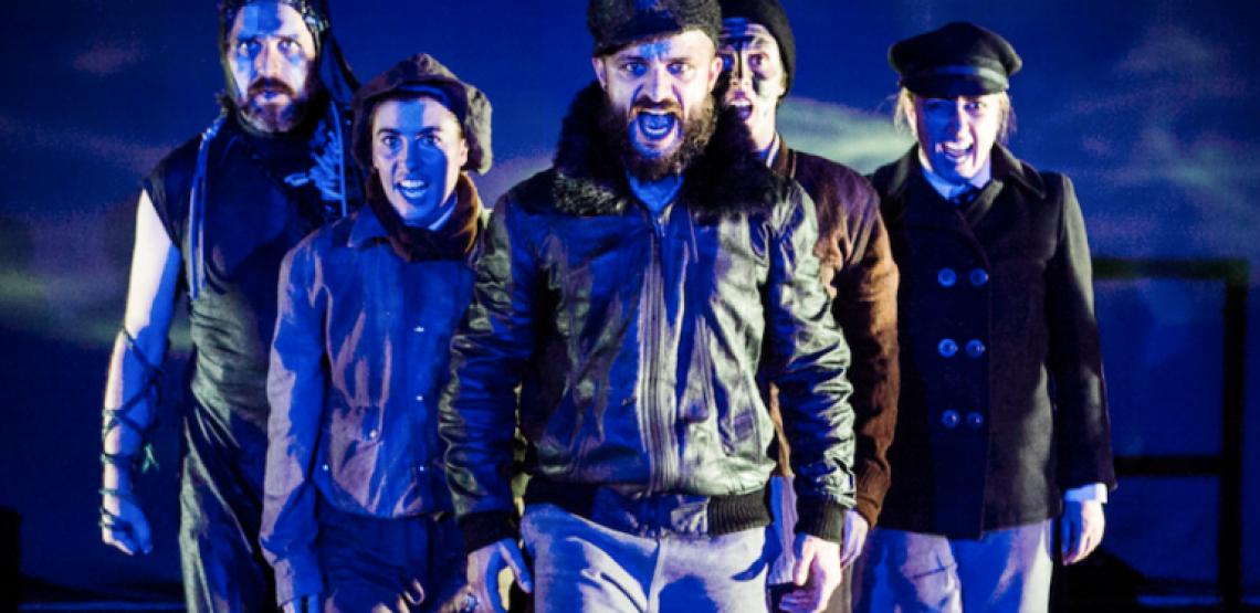 Moby Dick al Teatro Menotti di Milano