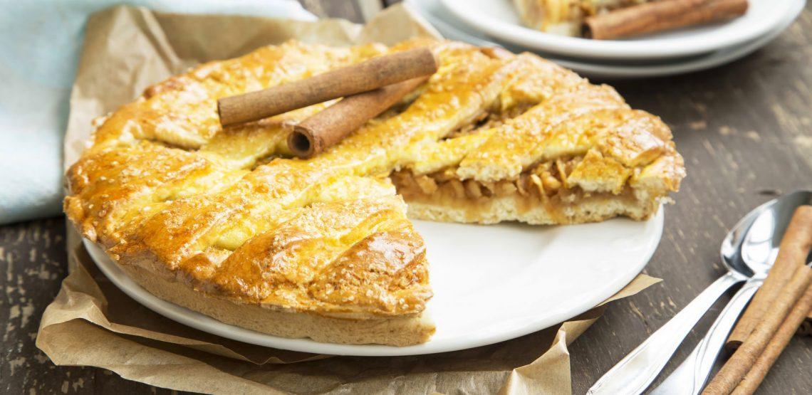 Ricette autunnali: torta di mele annurca