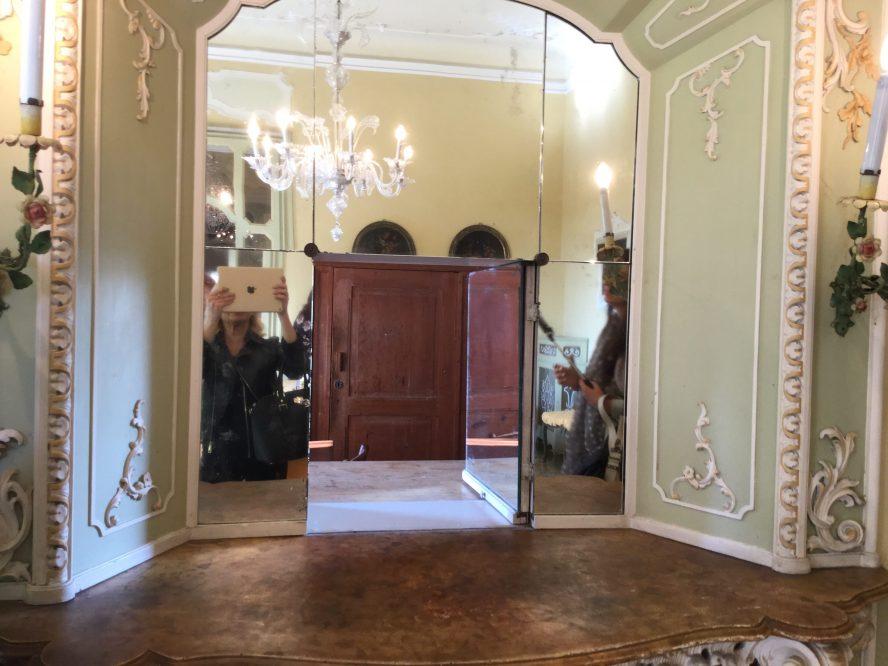 cille di delizia in Brianza: villa Mapelli Mozzi