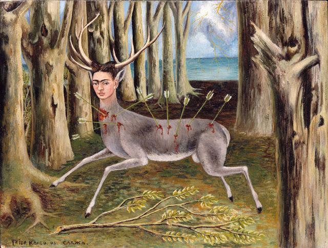 Leggere Frida Kahlo