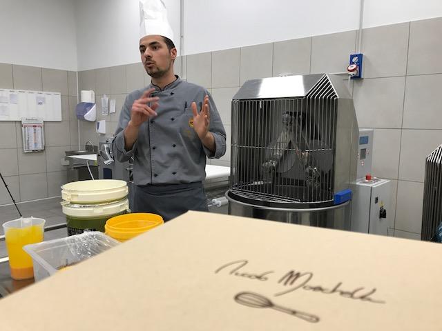 panettone, Nicolò Moschella, ricetta