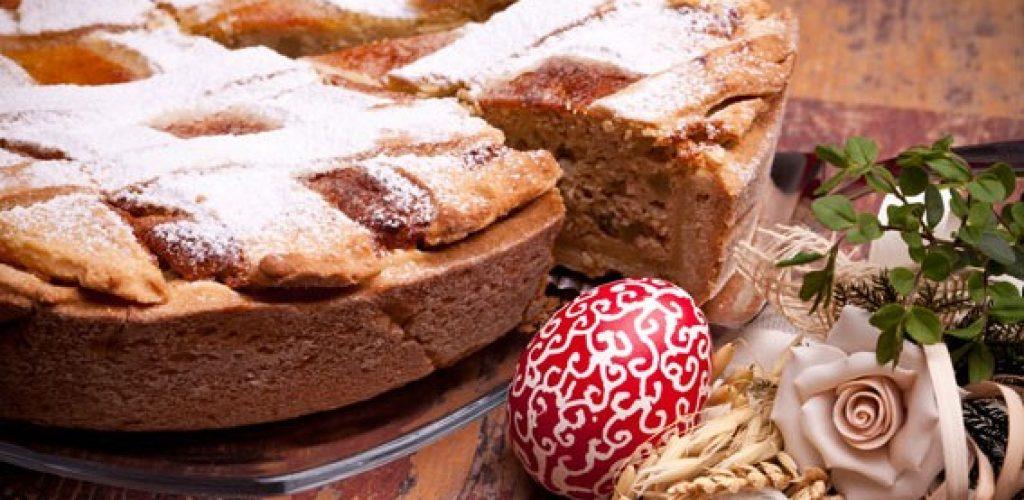 pastiera napoletana: una delle tante ricette