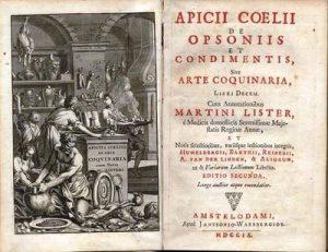 Lo chef nella storia: Apicio e la cucina