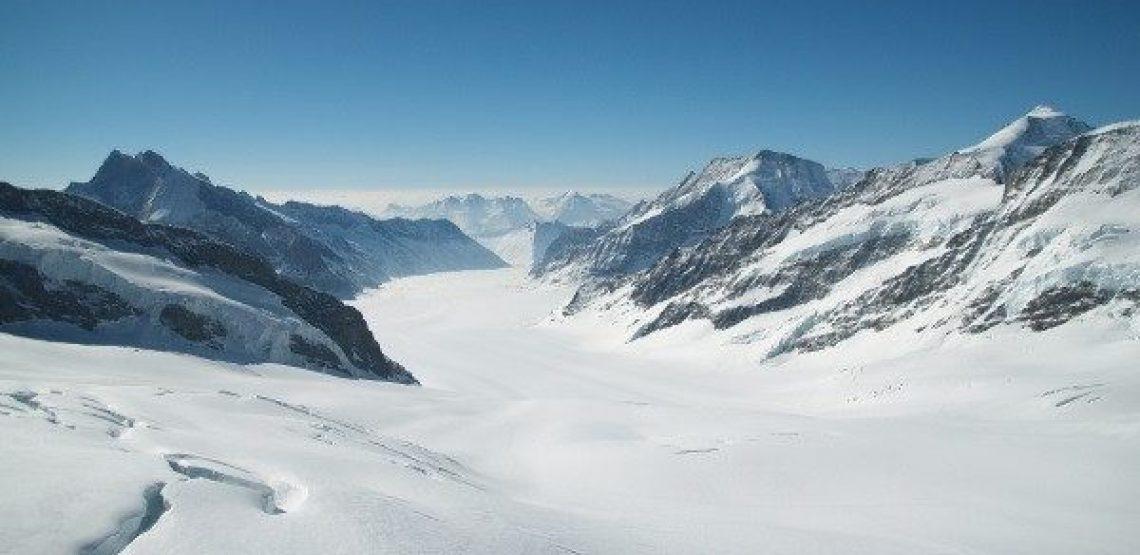 un week end invernale, lo Jungfrau, lo sci e la cucina di montagna