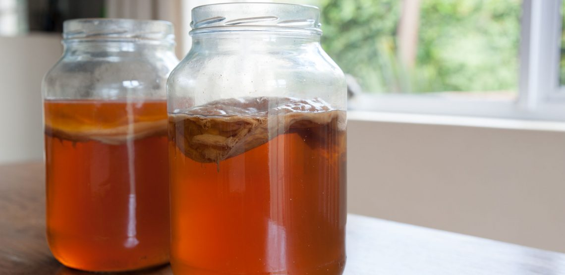 tè Kombucha