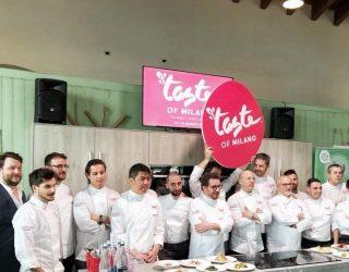 Ed ecco le date di Taste of Milano 2018: dal 10 al 13 maggio, ancora una volta al The Mail in Porta Nuova