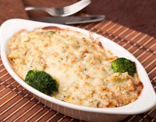 lasagne vegetariane con i broccoli