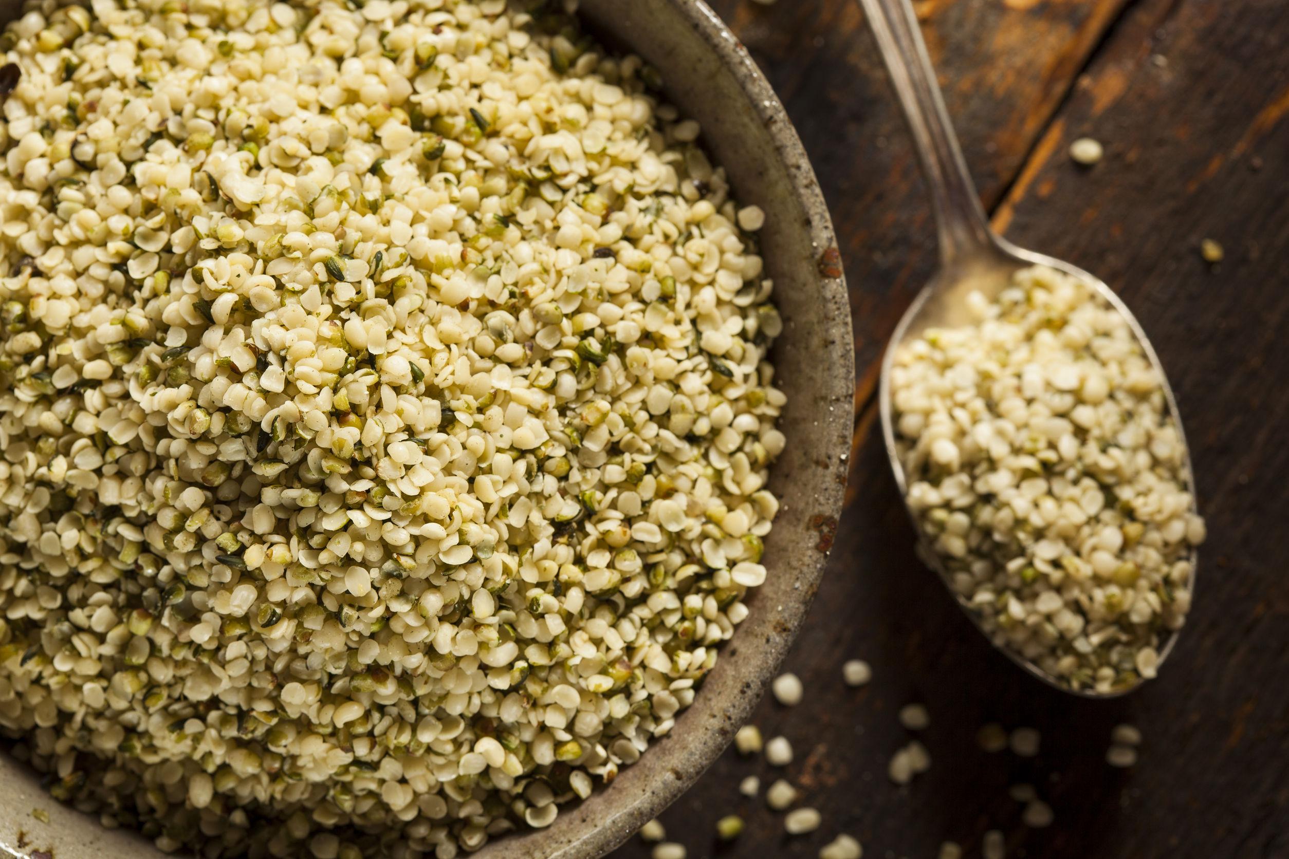 Superfood: semi di canapa. Sempre più aprezzato