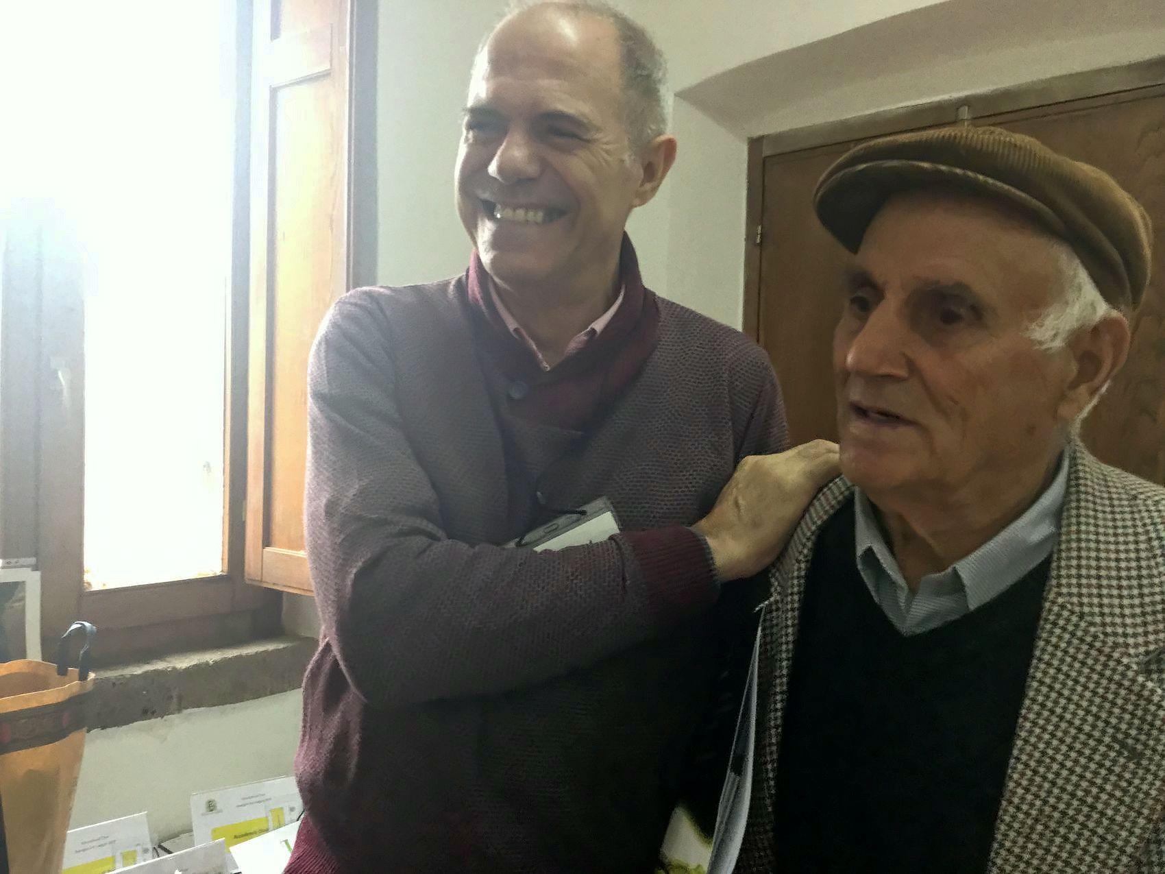 Sardegna & olio: Pierpaolo Arca, presidente giuria Premio Montiferru