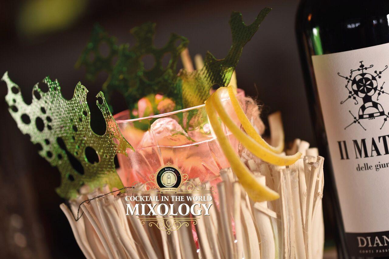 Arrivano gli wine cocktails: il Matto. Cantina Dianella