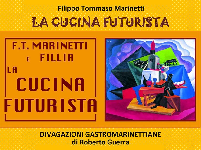Arrivano gli wine cocktails: la cucina futurista di Marinetti ne aveva già parlato