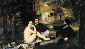La colazione di Manet e Picasso: due quadri, lo stesso soggetto