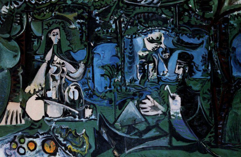 La colazione di Manet e Picasso: due quadri con lo stesso soggetto