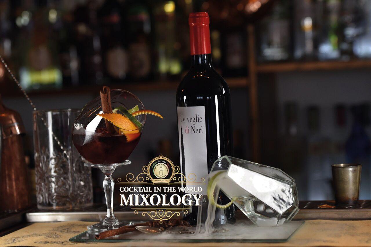 Arrivano gli wine cocktails: vini Dianella