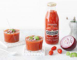 Ricette estive: gazpacho