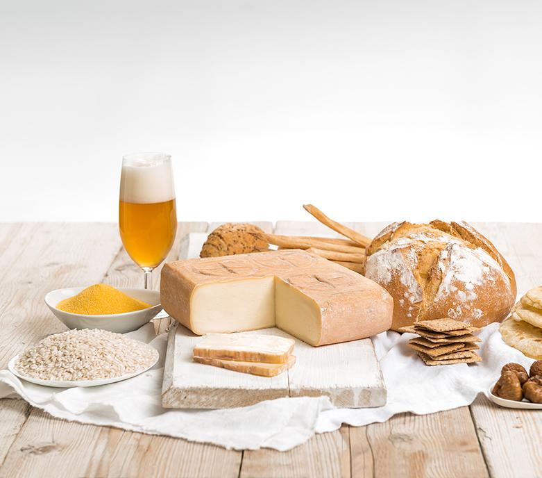 cibo è cultura, formaggi: taleggio DOP