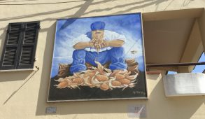 Dove l'arte non te l'aspetti: Casoli Pinta, tra murales ed affreschi