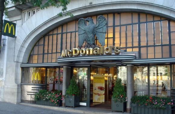l'arte dove non te l'aspetti: McDonald's a Porto. Il più bel McDonald's al mondo