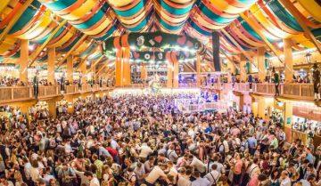 Oktoberfest, la festa della birra?