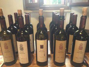 Colli Berici presentano i loro vini: Piovene e il tai rosso