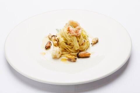 Tutto sulla pasta: spaghetti al sapore di mare Il Moro Monza